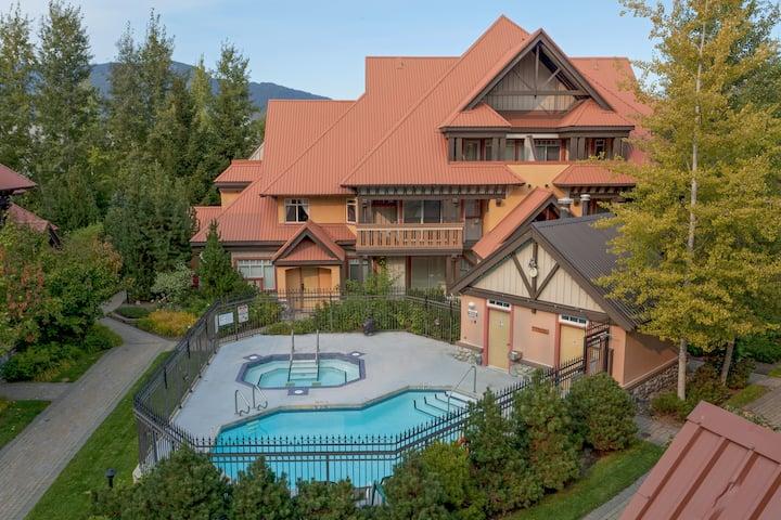 Relax in Modern Luxury - A Whistler Village Escape