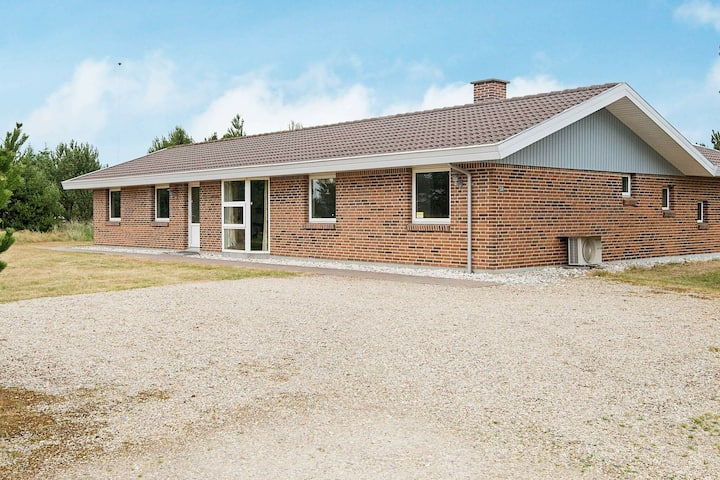 Comfortable Cottage in Blåvand with Private Pool