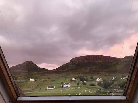 Quiraing View Self Catering Appartement