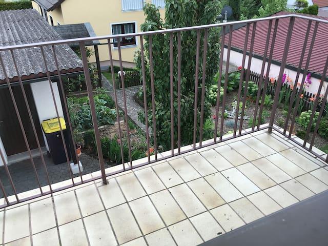 Gemütliche Wohnung im Urdonautal - Rennertshofen - Apartmen