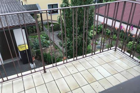 Gemütliche Wohnung im Urdonautal - Rennertshofen - Byt
