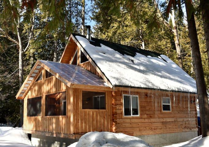 Stehekin Cedar Cabin