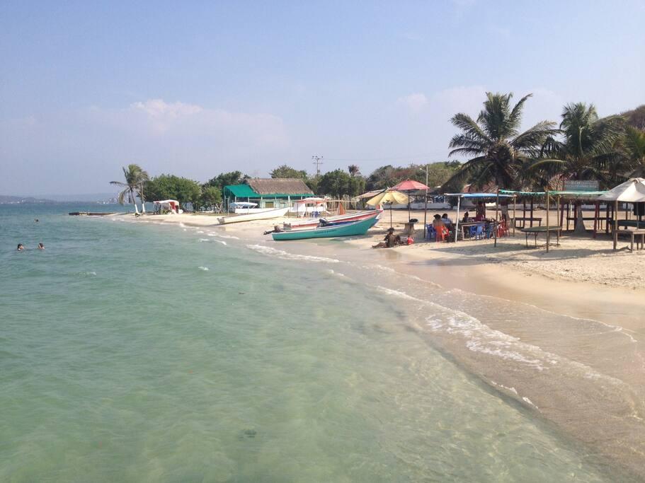 Nuestras Playas a lo Largo.