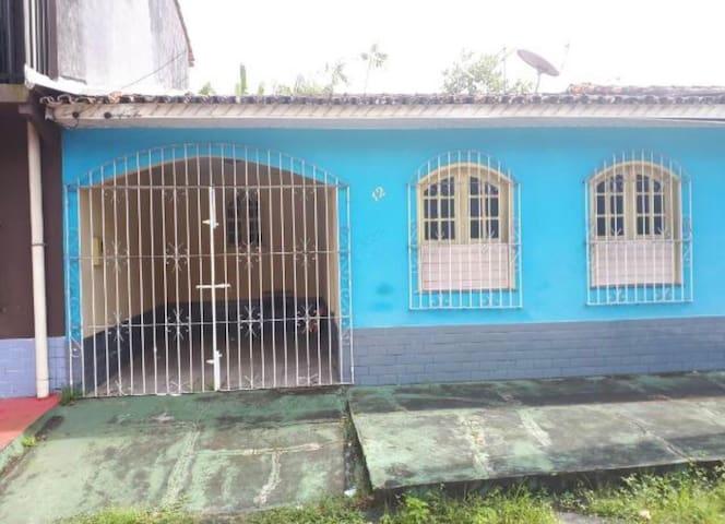 Casa aconchegante  no coração de Manaus