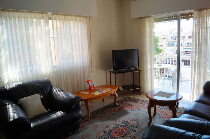 Apartment in the heart of Limassol's tourist area - Agios Tychon - Apartment