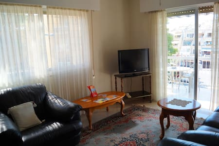 Apartment in the heart of Limassol's tourist area - Agios Tychon - Wohnung