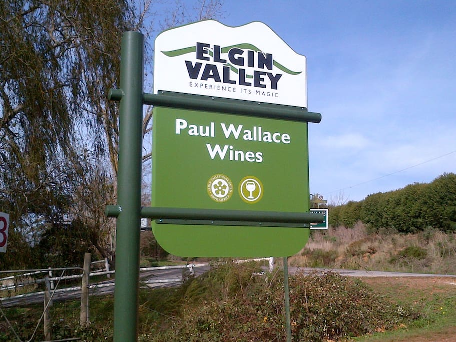 Elgin Valley Wine Farm