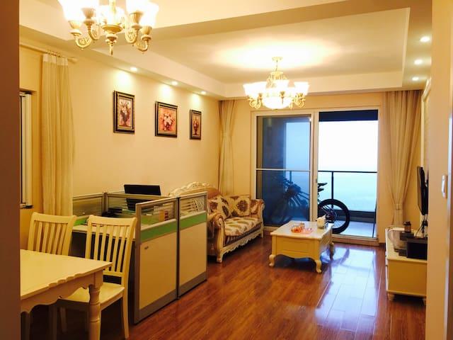 下沙大学城东 阳光充足的温馨大床房 - 杭州 - Daire