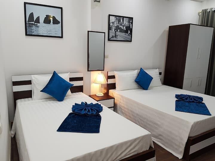 Hanoi Oriental Pearl -Deluxe Triple Room