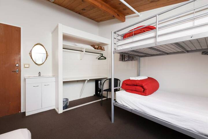 4 or  5 Bed Share Room