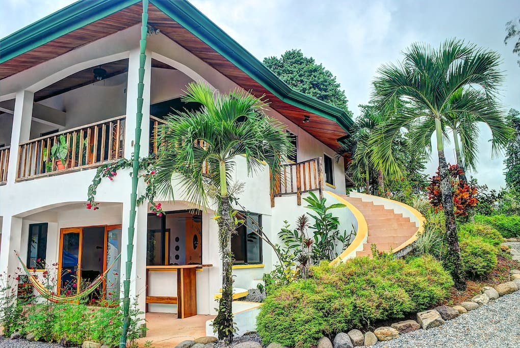 Two Pools With A Waterslide Houses For Rent In San Isidro De El General San Jose Costa Rica