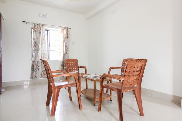 Penthouse with Kolkata view.Separate 1BHKflat. - Kolkata - Appartement