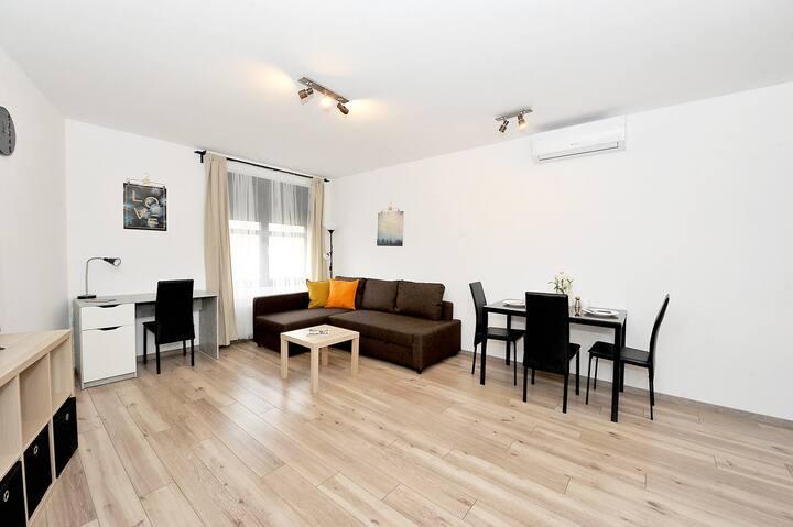 iHome Apartment 6.0, stúdiólakás