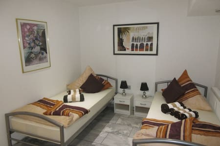 Zweibettzimmer in modernem Haus Gemeinschaftsräume - Kirkel