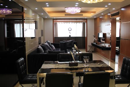 160平米《红人堂》七星级酒店式服务公寓 地暖 西门子电器 - 金华 - Wohnung