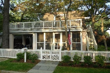 Hip English Cottage