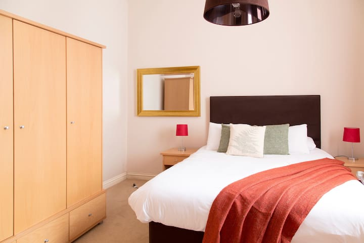 ♥ of Cambridge|Double-bed| 2Parking Spaces