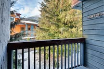 Gorgeous Whistler Studio next to Ski Lifts