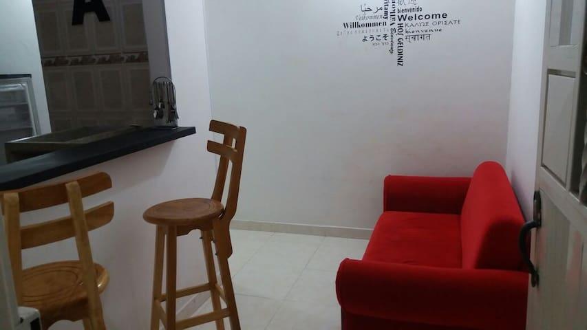Apartaestudio Buenavista - Santa Marta - Apartment