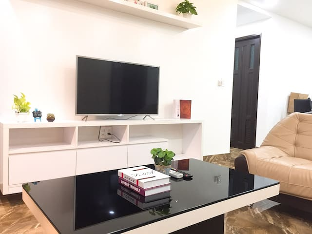 Nice one bedroom in D5 ho chi minh city