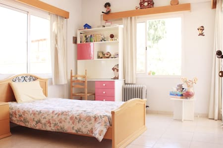 Colourful room near Paphos airport - Paphos