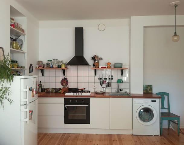 Sweet apartment for 2, close to Slush Helsinki