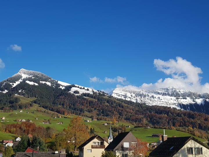 Beautiful Toggenburg Wandern - Skifahren - Biken