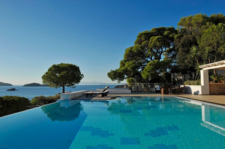 The White Villa in Skiathos - Skiathos - Casa de campo