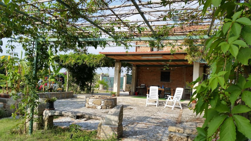 Lovely small farmhouse near Milazzo - San Pier Marina - Rumah
