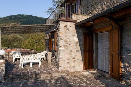 Casa di montagna vista Alpi apuane - Vagli Sotto, Toscana, IT