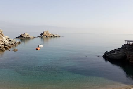 Experience and enjoy the sea and the sun!!!! - Iraklio - Apartment