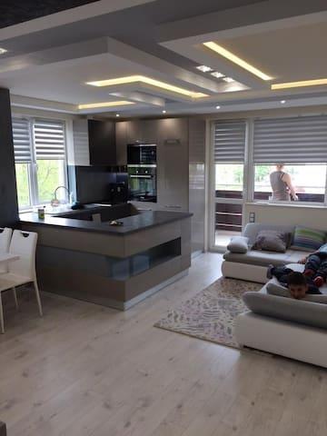 Luxury 2 beds apartment