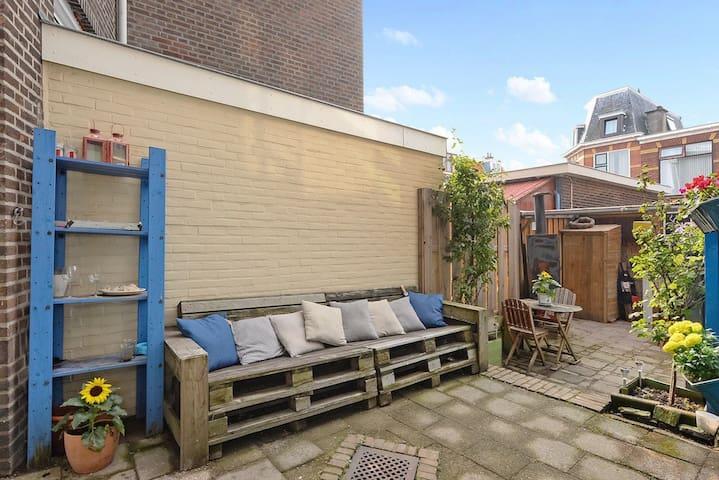 Cozy beach house w/spacious garden! - Scheveningen