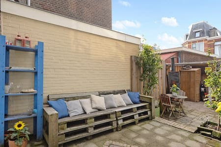 Cozy beach house w/spacious garden! - Scheveningen