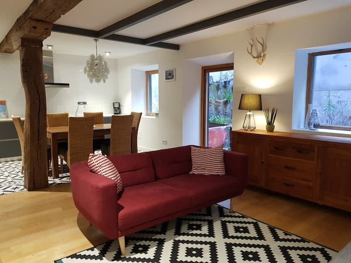 Fabulous appartment in the heart of Santander