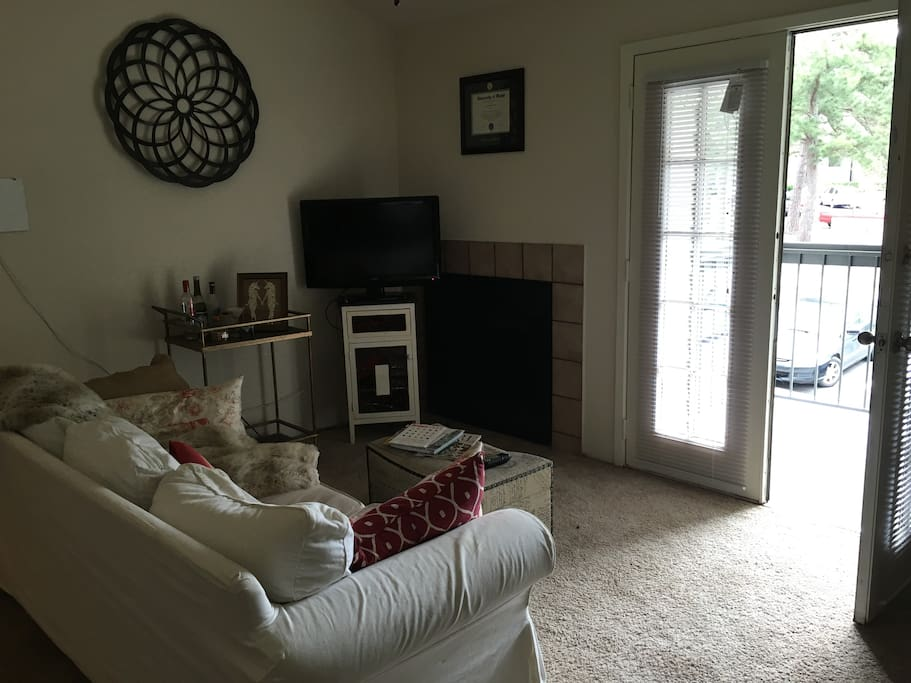 Couch Air Mattress near Duke UNC Apartments for Rent in