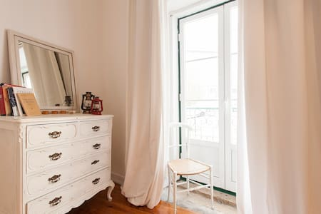 Alfama - Cozy room by the Pantheon - Apartment