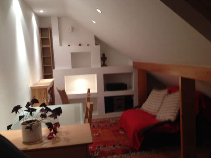 1 BED FLAT loft conversion