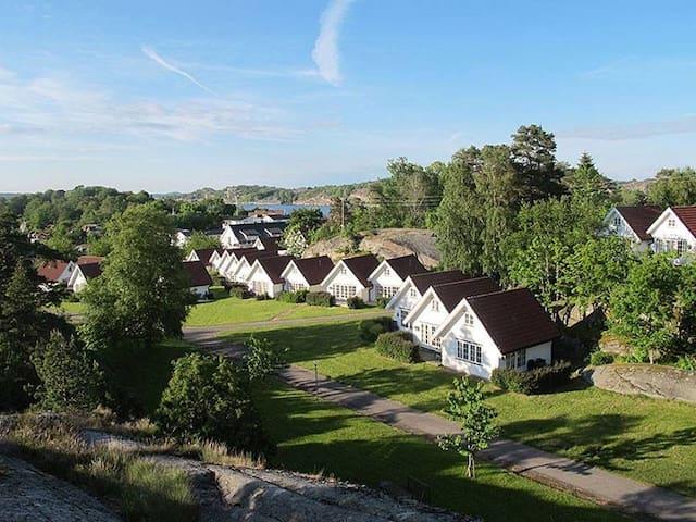 Havna skjærgårdspark 100m til sjøen - Tjøme - Srub