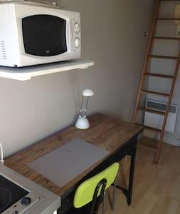 Chambre type studette tout confort - Paris - Wohnung