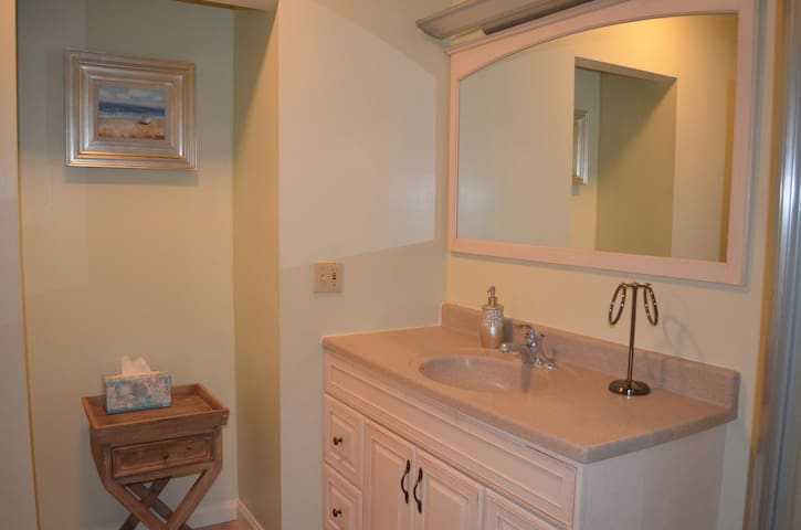 Large en-suite near SFO airport - San Bruno - Daire
