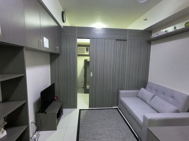 Simple and practical condo in Taft Malate Manila