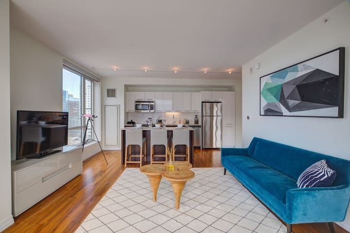 Entire apartment for you | 1BR in Boston