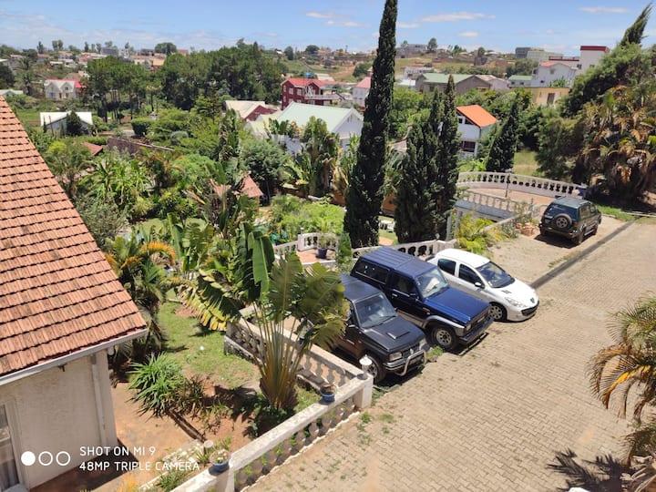 Chambre d'hôtes à Antananarivo