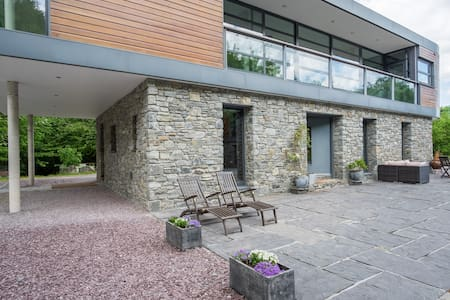 Designer Luxury in the Woods - Galway