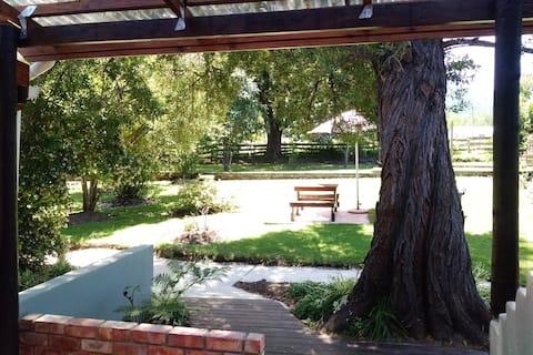 Small Room, Double, En-Suite & Garden View