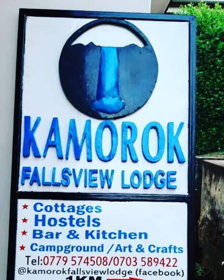 kamorok lodge..we share a passion for hospitality