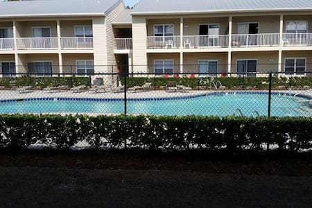 Suntans and More In the Courtyard - Gulf Shores - Кондоминиум