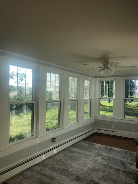A and Ds sun room