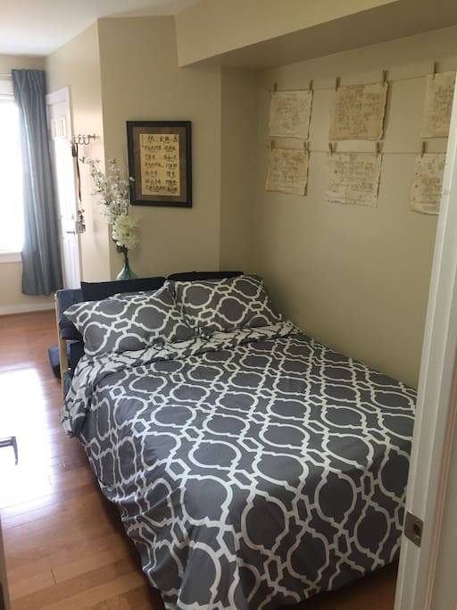 Guest Room (Full Size Bed)